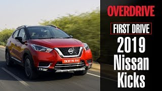 2019 Nissan Kicks | First Drive Review | OVERDRIVE