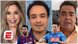 Barcelona, a rescatar temporada ante Napoli. Chucky Lozano ¿ganó confianza de Gattuso? | Exclusivos