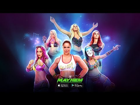 WWE Mayhem  For Pc - Download For Windows 7,10 and Mac
