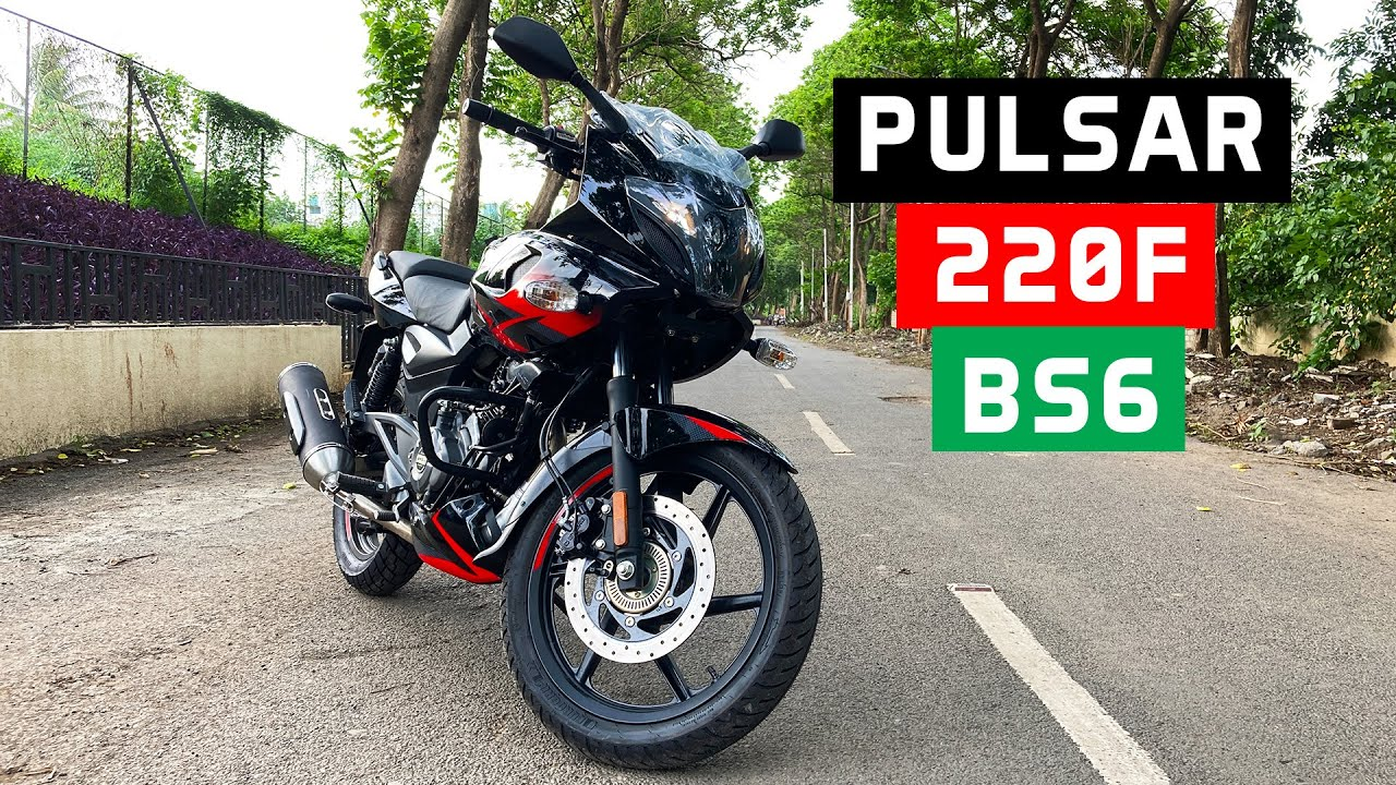 Download Pulsar 220F BS6 - Detailed Ride Review | Mileage | Price | Top Speed | Rev Explorers