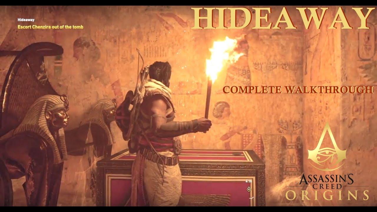 dead hideaway assassins creed - 1280×720