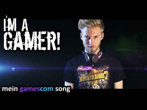 GAMER SONG - I'm a Gamer! (Official Video)