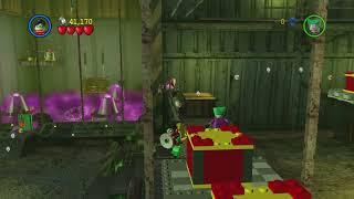 LEGO Batman: The Videogame - Chapter 3-1: Joker