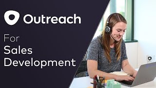 Outreach for Sales Development