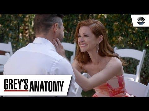 Matthew Proposes To April – Grey's Anatomy Season 14 Episode 24
