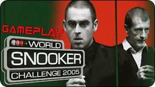 World Snooker Championship 2005 - PSP - Gameplay / Review - ¿Hace una partidita?