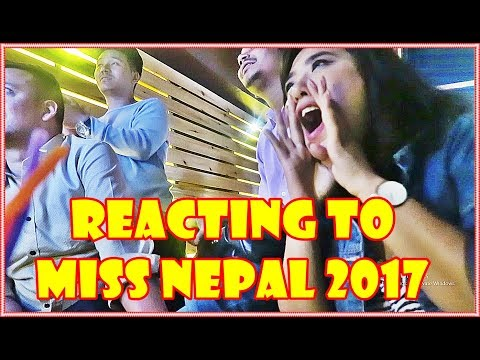 REACTING TO MISS NEPAL 2017 FINALE | BIRTHDAYS | PICNIC | KICHHY VLOGS