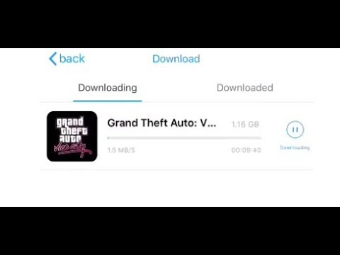 How To Download GTA Vice City On IOS 100% Working
