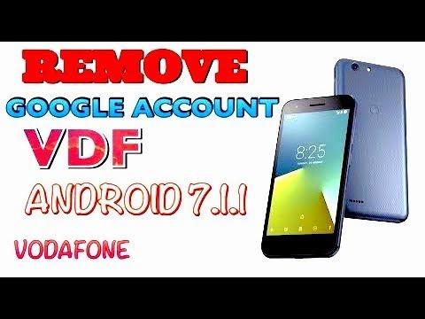 VFD Bypass Google Account Remove FRP