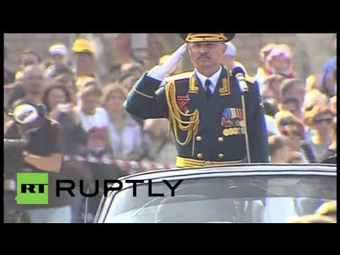 Russia: Yuzhno-Sakhalinsk commemorates 70 years since liberation