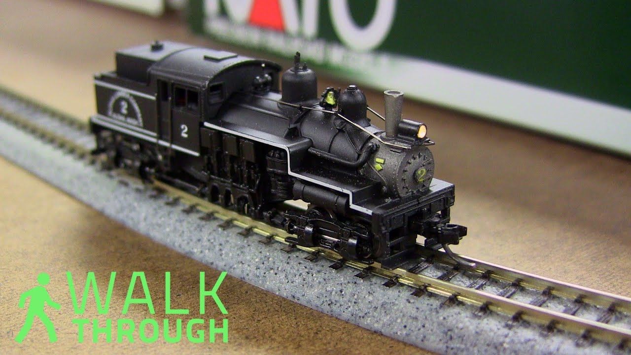 Scale steam locomotives for sale n scale steam locomotives - Tip Of The Day Dcc Decoder Installation Atlas N Scale Shay Esu Lokpilot Micro Youtube