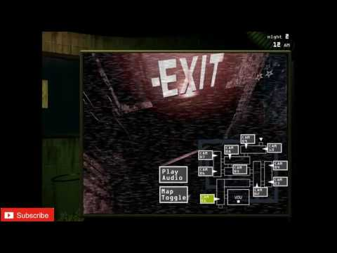 Let's Play Five Nights at Freddy's 3|Furious Gamers with Friend of All