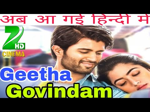 Geetha Govindam 2018 Upcoming Full Hindi Dubbed Movie ! Vijay Devrakonda ! Rasmika Mandana