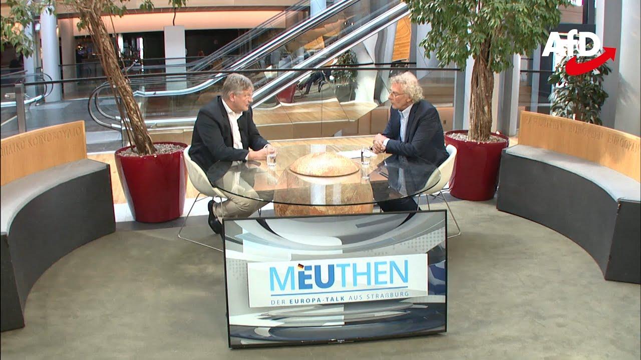 Meuthen - Der Europa-Talk aus Straßburg (Folge 5)
