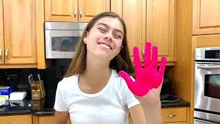 Настя и Артем - яркая история про краски