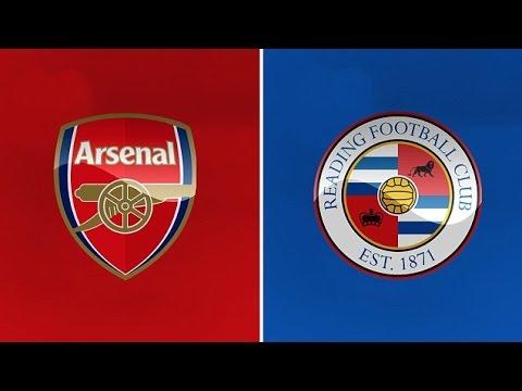 Arsenal vs Reading | Road Trip