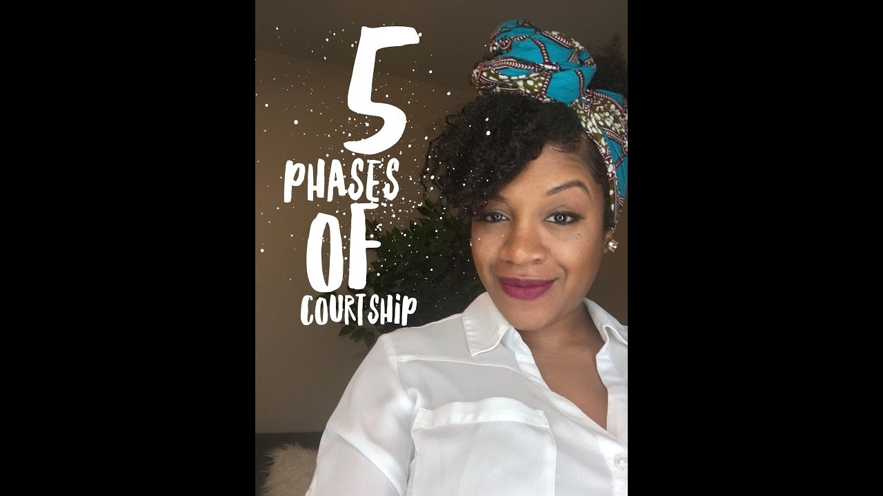 Phases of courtship