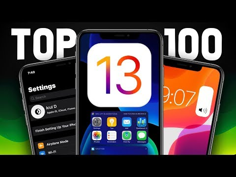 iOS 13 Top 100+ NEW Features & Changes! (iPadOS 13 Too)