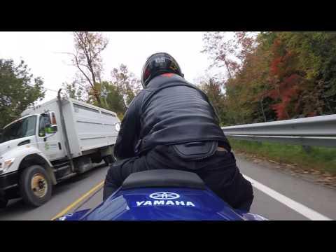 GoPro Hero 5 Session Test Shoot On Yamaha R1
