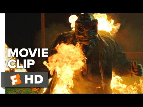 The Final Girls Movie   Slow Motion 2015 Taissa Farmiga, Malin Akerman Movie HD