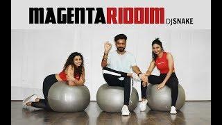 DJ Snake - Magenta Riddim Zumba Dance  | DJ Snake - Magenta Riddim Dance Choreography Video