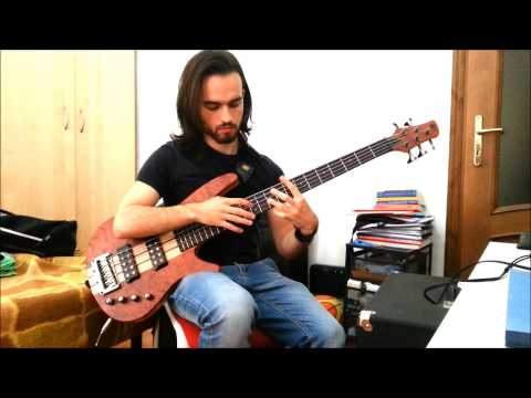 Game of thrones Theme | Bass guitar tapping cover