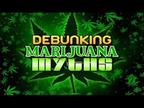 Debunking Marijuana Myths