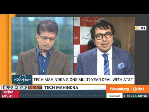 Stallion Asset Founder Amit Jeswani, CFA, CMT On Bloomber Quint 6th September 2019.