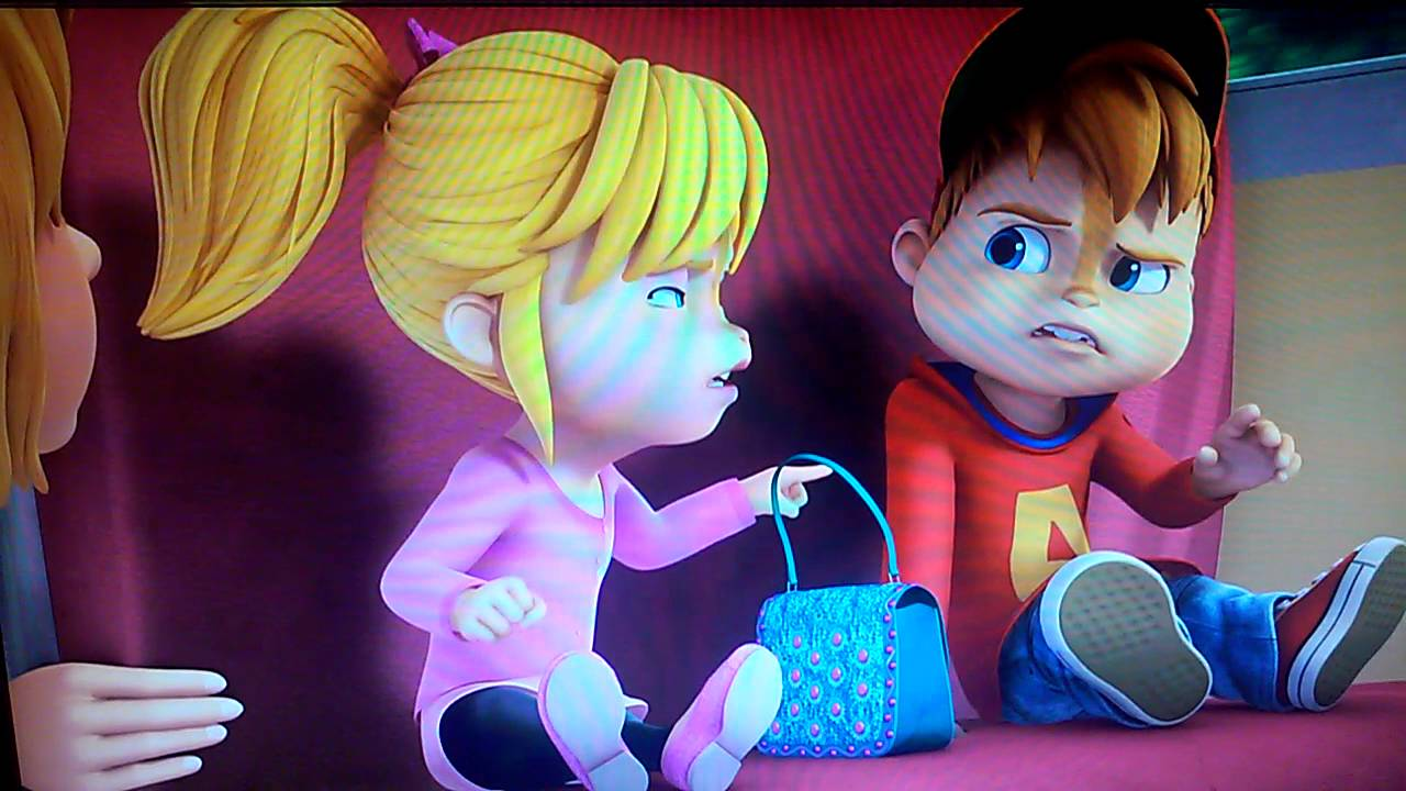 Alvinnn And The Chipmunks Brittany And Alvin alvin vs brittany part 1