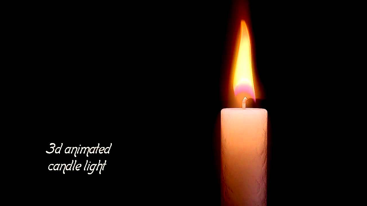 animated candle youtube candle flame clipart free candle flame clip art black and white