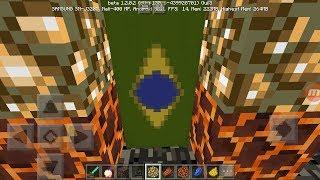 Como fazer a bandeira do Brasil no minecraft pe 1.2.0.2