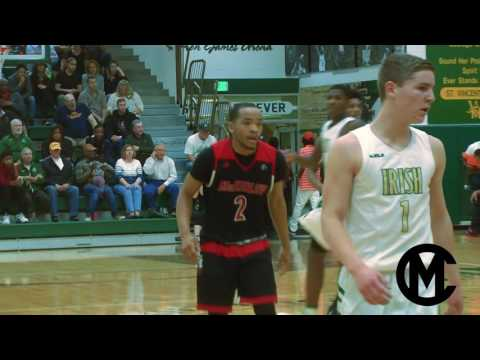 Canton Mckinley vs St Vincent St Mary 2017