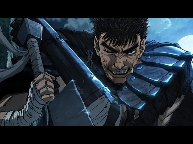 berserk the golden age arc 1 streaming