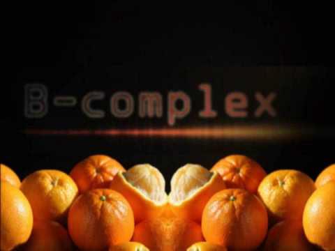 B-complex - Little Oranges