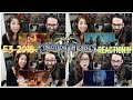 KINGDOM HEARTS III - E3 2018 Showcase (Frozen) & Pirates of the Caribbean TRAILER REACTIONS!!!