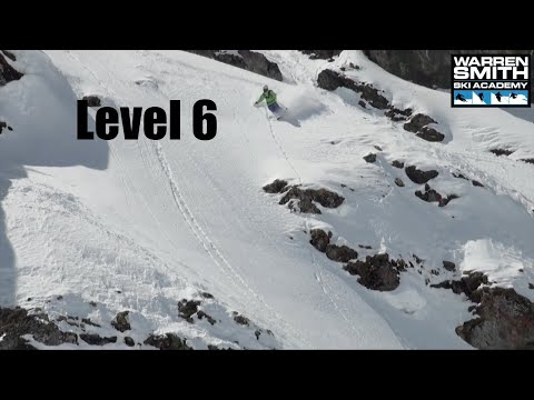 Warren Smith Ski Academy - LEVEL 6 SKIER