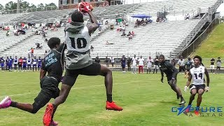 7 ON 7 RIVALRY🔥!! Cąm Black vs. Hustle Inc Highlights