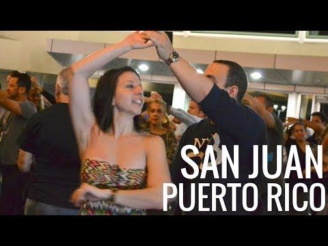 San Juan, Puerto Rico: Cambio en Clave Salsa