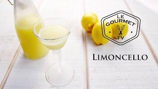 Limoncello Liqueur Recipe _ Le Gourmet Tv 4k