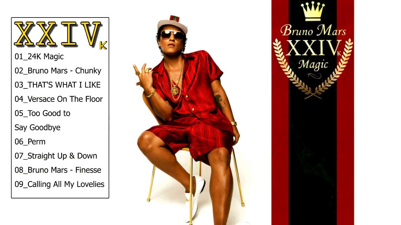 Top 10 Best Bruno Mars Songs - ThoughtCo