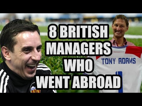 8 British Managers Who Worked Abroad