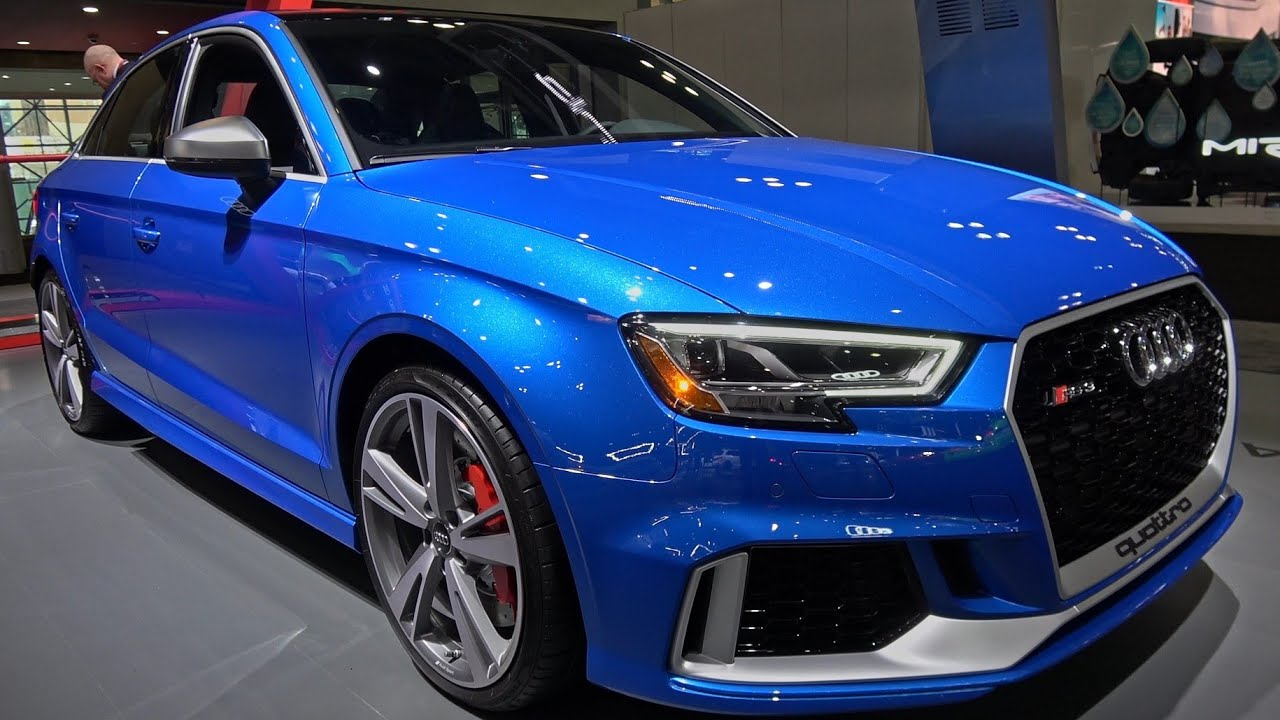 2019 Audi RS3 - Detailed Look- Interior, Exterior - YouTube