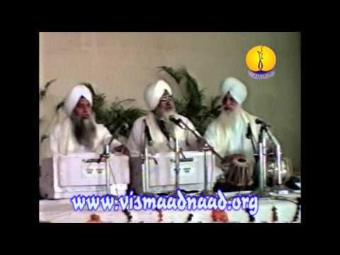 AGSS 1997 : Raag Kanara - Bhai Avtar Singh Ji Delhi