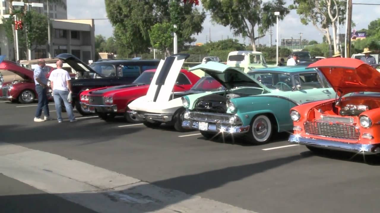 Best Classic Car Shows In America YouTube - Classic car shows near me