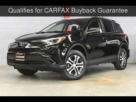 2017 Toyota Rav4 Le Used Cars Walnut Creek Ca 2019 01 15