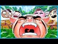 CATASTROPHIC MELTDOWN! - Mini Golf Funny Rage Moments! (Golf It Funny Moments!)