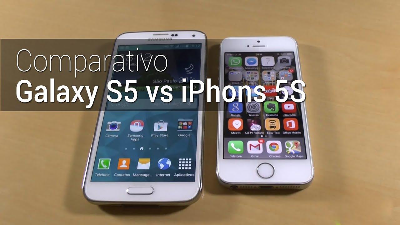 s5 neo vs iphone 5s