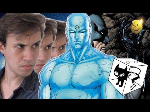Dr. Manhattan, Física Quântica, DC Rebirth e Antes de Watchmen | TRALHAS DO JON CLASSIC