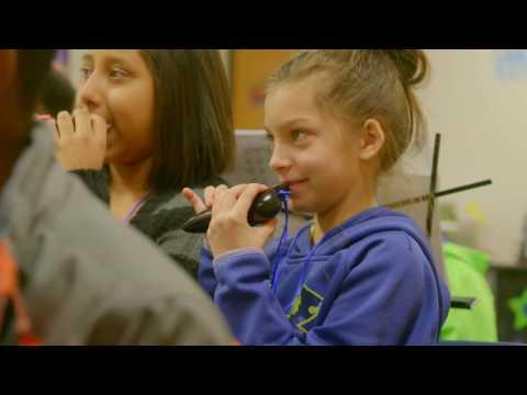 Sooner Elementary School Ocarina Class - Evergreen Music Foundation