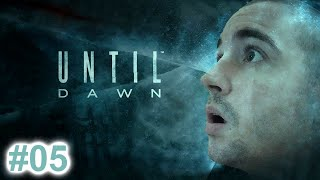 EVERYTHING GOES TO SHIT D: ► UNTIL DAWN Episode 5 ♦ Let